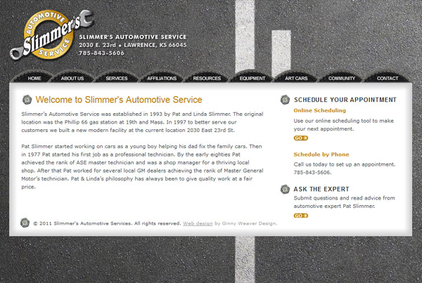 Slimmer's Automotive