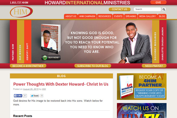 Howard International Ministries