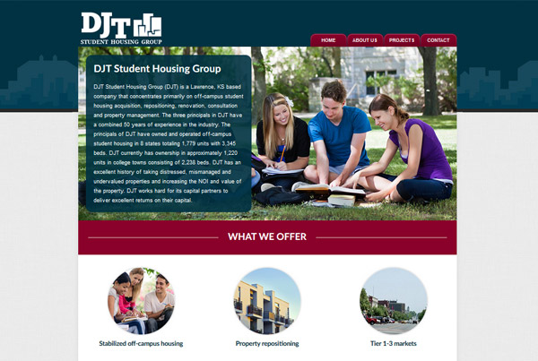 DJT Student Housing Group