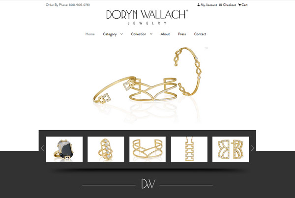 Doryn Wallach Jewelry