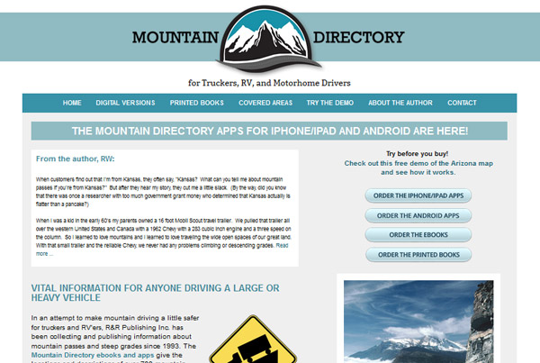 Mountain Directory