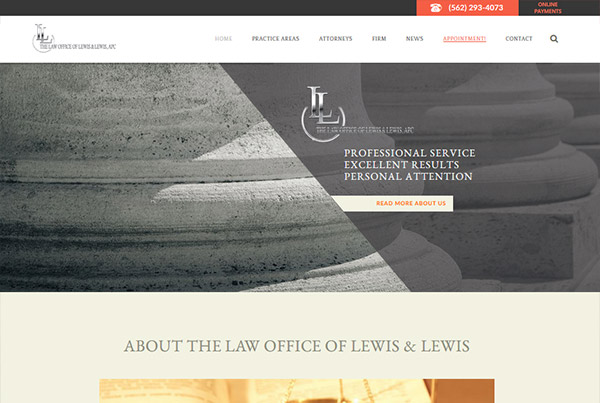 The Law Office of Lewis & Lewis