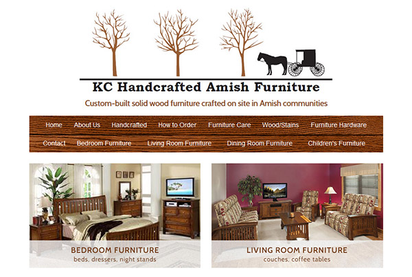 KC Handcrafted Amish Furniture